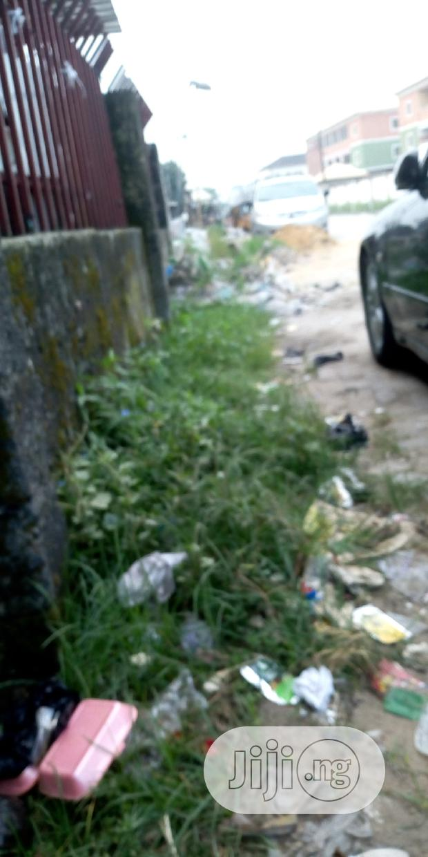 Archive: Half Plot of Land At Greenville Badore, Ajah For Sale.
