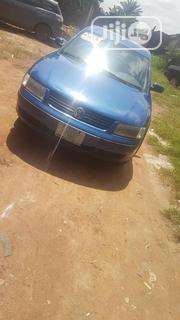 Volkswagen Passat 2002 1.8 Automatic Blue | Cars for sale in Lagos State, Agege