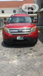 Ford Explorer 2012 Red | Cars for sale in Lagos State, Victoria Island
