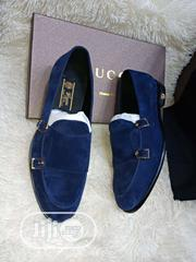 Quality Italian Gucci Men's Suede Leather Shoes | Shoes for sale in Lagos State, Lagos Island
