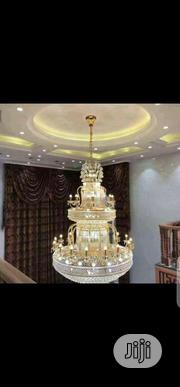 Crystal Chandelier Made for Duplex With Classical Design Life Pic | Home Accessories for sale in Lagos State, Ikoyi