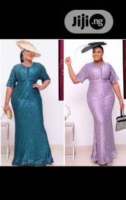 Quality Lace Long Gown for Dinner Occasion | Clothing for sale in Abuja (FCT) State, Garki 2