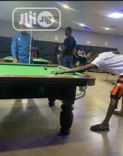 9ft Marble Snooker Board   Sports Equipment for sale in Lagos State, Surulere