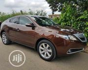 Acura ZDX 2012 Brown | Cars for sale in Lagos State, Isolo