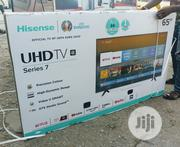 "New Hisense 65""Inch SMART UHD 4K Internet Full Hd With Dstv + Wi-fi 