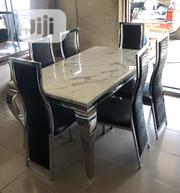 Marble Dining Table | Furniture for sale in Lagos State, Ojodu