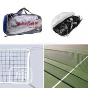 High Quality Standard Volleyball Net With Bag | Sports Equipment for sale in Lagos State, Lekki Phase 2