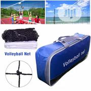 High Standard Volleyball Net With Bag Official Standard | Sports Equipment for sale in Lagos State, Ikoyi