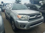 Toyota 4-Runner Limited V6 2007 Silver   Cars for sale in Lagos State, Apapa