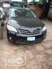 Toyota Corolla 2008 Black   Cars for sale in Lagos State, Surulere