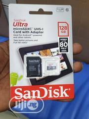 128gb Sandisk Memory Card | Accessories for Mobile Phones & Tablets for sale in Lagos State, Ikeja