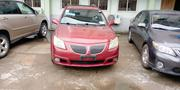 Pontiac Vibe 1.8 AWD 2005 Red | Cars for sale in Lagos State, Isolo