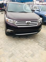 Toyota Highlander 2012 Limited Black | Cars for sale in Lagos State, Lekki Phase 2