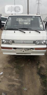Mitsubishi Minicab Truck 2005 White | Trucks & Trailers for sale in Lagos State, Amuwo-Odofin