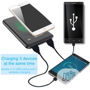 Baseus 8000mah Qi Wireless Charger Power Bank for iPhone X, 8 | Accessories for Mobile Phones & Tablets for sale in Lagos State, Ikeja
