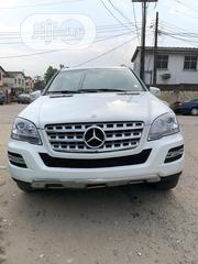 Mercedes-Benz M Class 2011 White | Cars for sale in Lagos State, Surulere