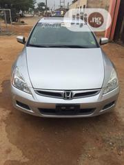 Honda Accord 2006 2.4 Executive Silver | Cars for sale in Lagos State, Alimosho