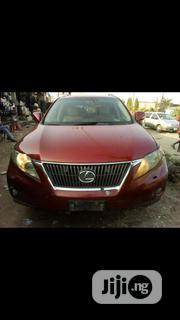 Lexus RX 2011 350 Red   Cars for sale in Lagos State, Ifako-Ijaiye