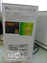 New Tecno Camon 12 Air 32 GB Gold | Mobile Phones for sale in Lagos State, Amuwo-Odofin
