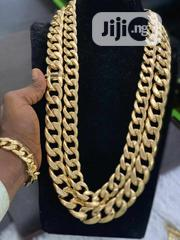 Pure Original Real Gold 750 Italian Gold 18krt | Jewelry for sale in Lagos State, Yaba