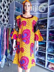 Short Senegalise Gown With Stones | Clothing for sale in Lagos State, Mushin