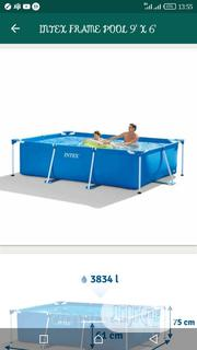 Frame Outdoor Swimming Pool | Sports Equipment for sale in Lagos State, Surulere