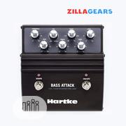 Hartke VXL Bass Attack Pedal And DI | Audio & Music Equipment for sale in Lagos State, Lagos Mainland