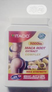 Maca Roots Complex (5000mg) | Vitamins & Supplements for sale in Abuja (FCT) State, Kubwa