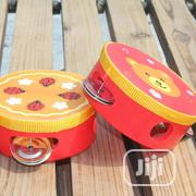 Baby Wooden Drum With Tamboreen | Toys for sale in Lagos State, Ikeja