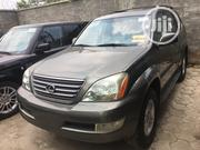 Lexus GX 470 Sport Utility 2006 Green | Cars for sale in Lagos State, Isolo