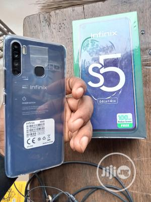 New Infinix S5 64 GB Blue