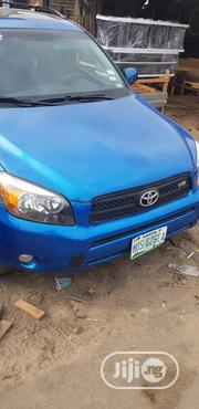 Toyota RAV4 2008 3.5 Sport Blue | Cars for sale in Lagos State, Surulere