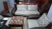 Imported Fabric and Leather Sofa Chair | Furniture for sale in Abia State, Aba North