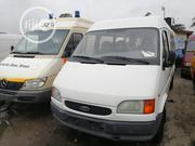 Ford Transit 2000 White   Buses & Microbuses for sale in Lagos State, Apapa