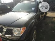 Nissan Frontier 2006 Crew Cab LE Black | Cars for sale in Lagos State, Amuwo-Odofin