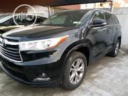 Toyota Highlander 2015 Black | Cars for sale in Lagos State, Maryland