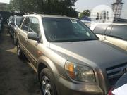 Honda Pilot 2009 Gold | Cars for sale in Lagos State, Amuwo-Odofin