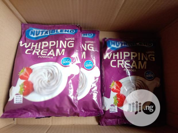 Archive: Whipping Cream