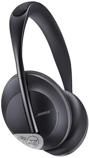 Bose Noise Cancelling Wireless Bluetooth Headphones 700 - Black | Headphones for sale in Lagos State, Ikeja