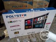 65 Inch Polystar Curved Smart TV | TV & DVD Equipment for sale in Lagos State, Amuwo-Odofin