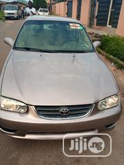 Toyota Corolla 2002 1.8 Sedan Automatic Gold | Cars for sale in Lagos State, Ifako-Ijaiye