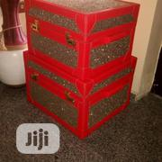 Handcrafted Leather Box | Arts & Entertainment CVs for sale in Lagos State, Agege