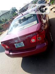 Toyota Corolla 2006 CE Red | Cars for sale in Anambra State, Awka