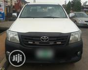 Toyota Hilux 2.0 VVT-i 2010 White | Cars for sale in Lagos State, Magodo