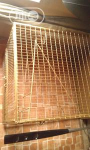 Newly Built Parrot Cage For Sale | Pet's Accessories for sale in Lagos State, Lagos Mainland