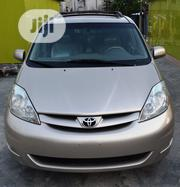 Toyota Sienna 2006 Gold | Cars for sale in Lagos State, Lekki Phase 2
