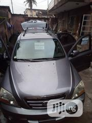 Kia Sorento 2009 2.5 CRDi 4x4 Automatic Gray | Cars for sale in Lagos State, Surulere