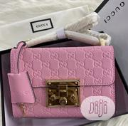Gucci Female Bag Pink | Bags for sale in Lagos State, Ikeja