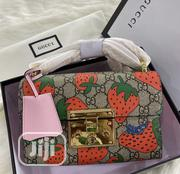 Gucci Strawberry Female Bag | Bags for sale in Lagos State, Ikeja