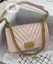 Chanel Female Bag Pink | Bags for sale in Lagos State, Ikeja